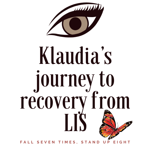 Klaudia's journey to recovery from Locked-in syndrome (LIS)